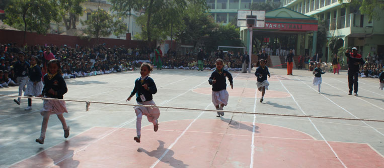 Best CBSE School in Rewa
